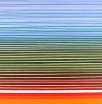 1985-Távolodó-csíkok-akril-vászon-120x120-