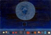 1958-Éjjel-a-Balatonnál-olaj-vászon-50x70-JPM