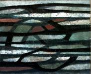 1958-Pécsi-bányavidék-olaj-vászon-50x60